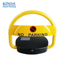 Outdoor RFID Parking Lot Barrier Security Automatic Car Parking Space Lock