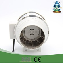 HVAC ventilation system mini blower electric inline duct fan