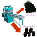 High capacity shisha charcoal tablet press machine / shisha coal briquette machine with BBQ
