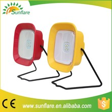 super bright new design portable solar kits with handle