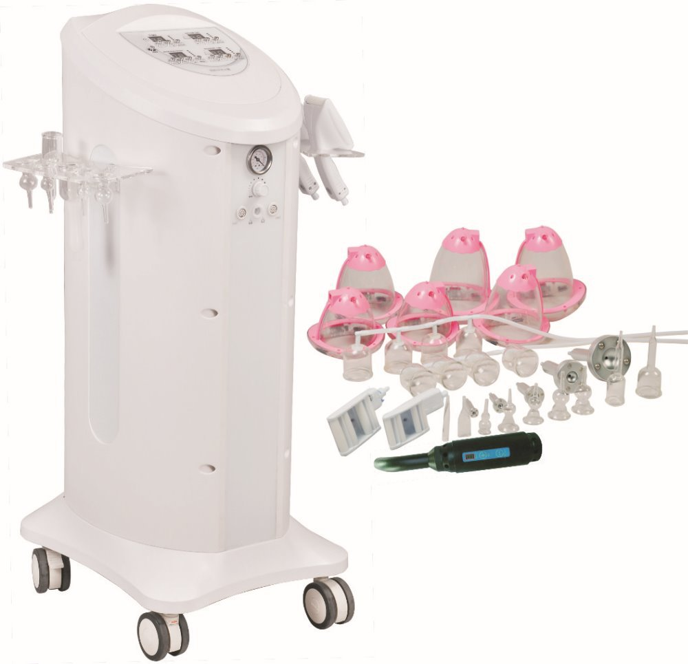 Beauty machine breast massage in beauty center breast firming breast lift suction massage machine