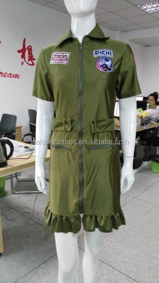 Walson Newest Sexy Military Costumes