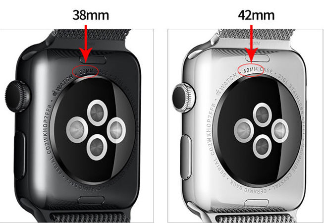 Watch Strap For Apple Watch 38mm 42mm And For Android Smart Watch x10