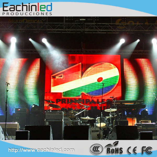 Sound Control LED Star Video Curtain Wall For Wedding and DJ
