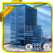 Low e Insulated Glass Curtain Wall Factory
