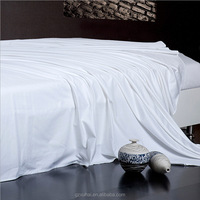 100 cotton hotel bed sheets/hotel cotton world bedding set/alibaba guangzhou supplier hotel supply bed linen