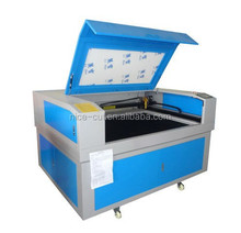 NC-C1290 plastic/eva/foam cutting machine laser cnc co2 laser engraving machine & laser wood burning machine