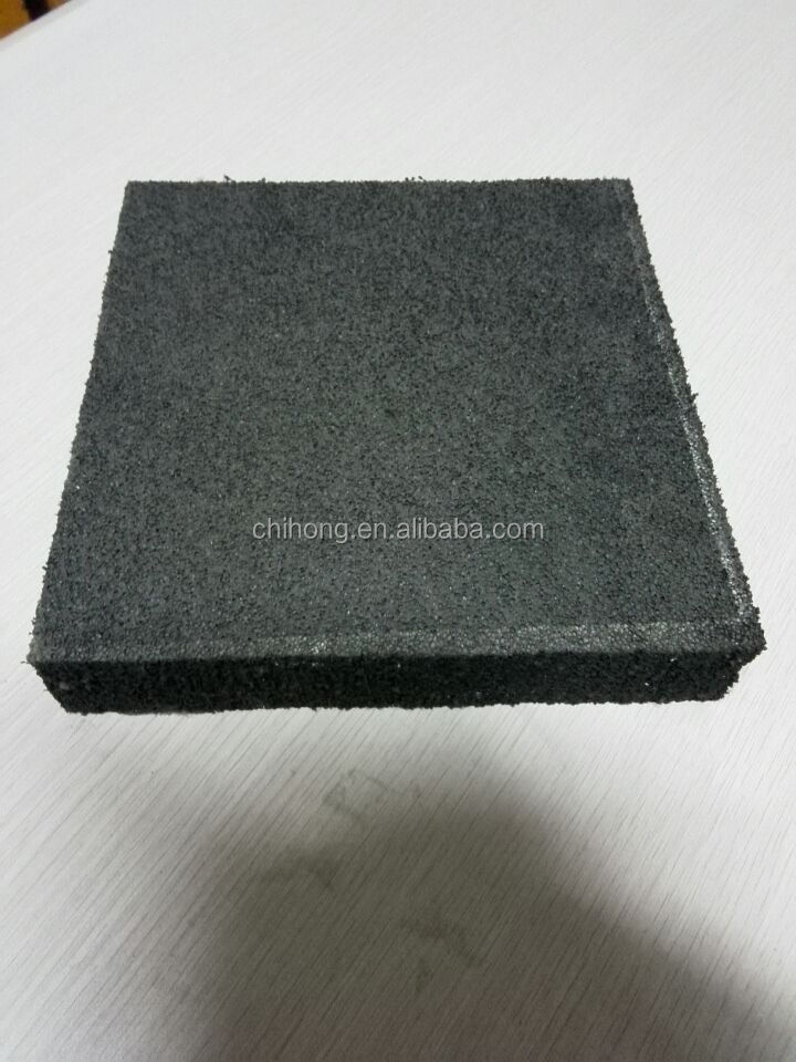 High strength concrete foam for expansion joint filler