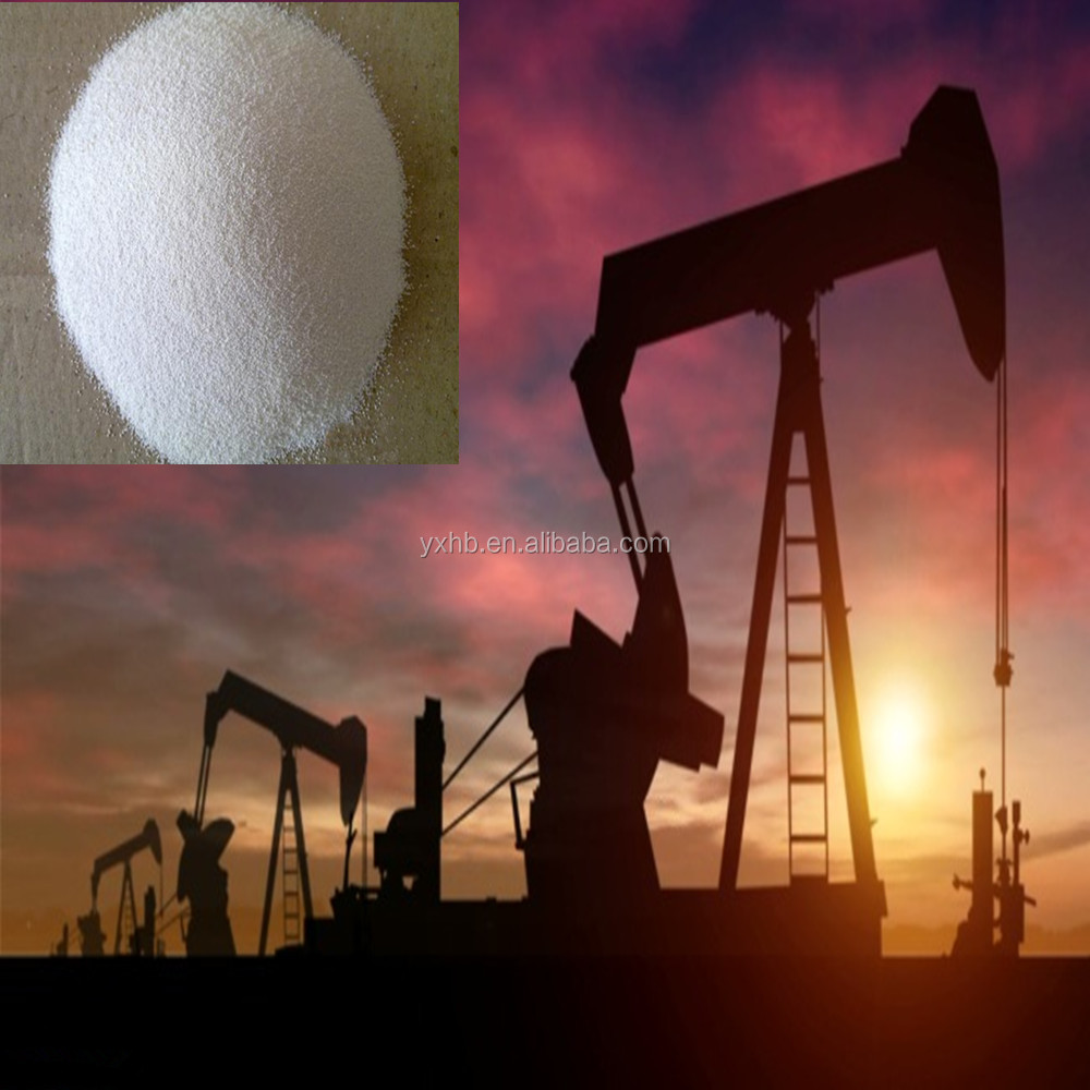 Industrial chemical PHPA, anionic polyacrylamide, PAM dispersant for oil drilling additives