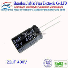 Non-Polarized reversing polarity Aluminum electrolytic capacitor
