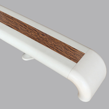 PVC Hospital Ornamental Wall Guard Railings
