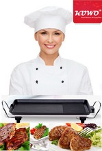 coated diamond coating, electric non stick indoor electric rotating bbq grill
