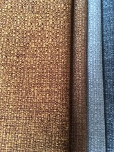 make-to-order manufacturer type fire retardant linen fabric jute sofa fabric
