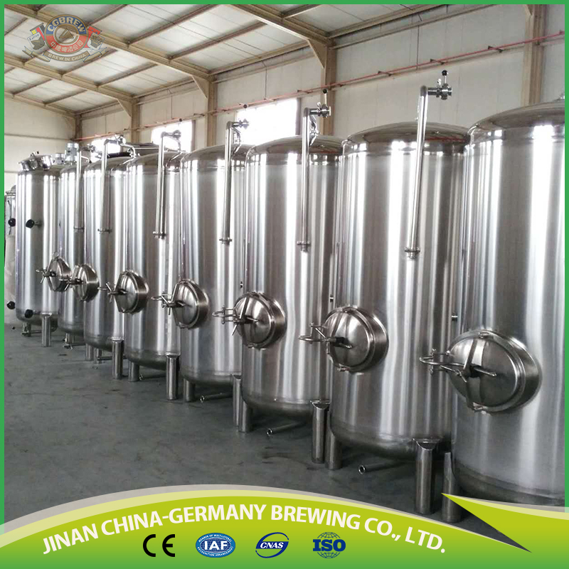 Cg 500l Commercial Micro Brewery Equipment For German