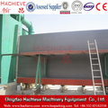 Vertical plate Shot blasting cleaning machine, sand blasting machine