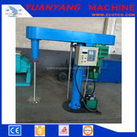 High Mixing Efficient 7.5KW High Speed emulsion paint Disperser