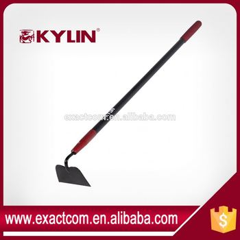 GARDEN FARMING HOE WITH STEEL HEAD