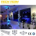 Event Aluminum Lighting Truss , small stage lighting truss