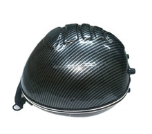 Portable carrying handle EVA waterproof helmet bag for motorcycles