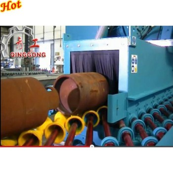 LPG/CNC/Gas Cylinder Shot Blasting Machine Manufacturer