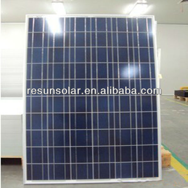275W Multi- Crystalline Solar Panel largest Manufacturer from china