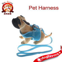 Puppy Dog Pet Cat Harness Vest Mesh Small Medium and Leash Collar Warm Jacket