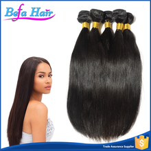 aliexpress wholesale Guangzhou hair extension natural color top quality 6a unprocessed virgin hair