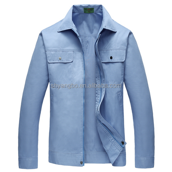 Printing logo top level latest coverall acid resistant work clothes