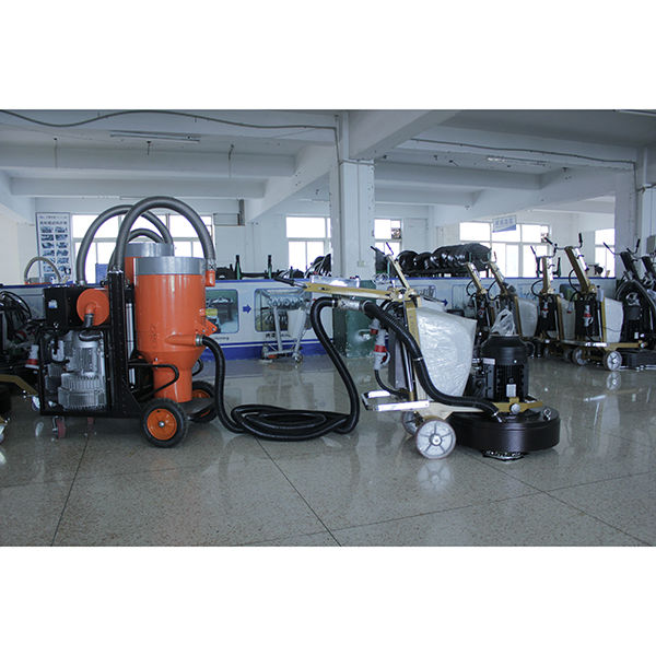 construction equipment concrete floor polishing machine