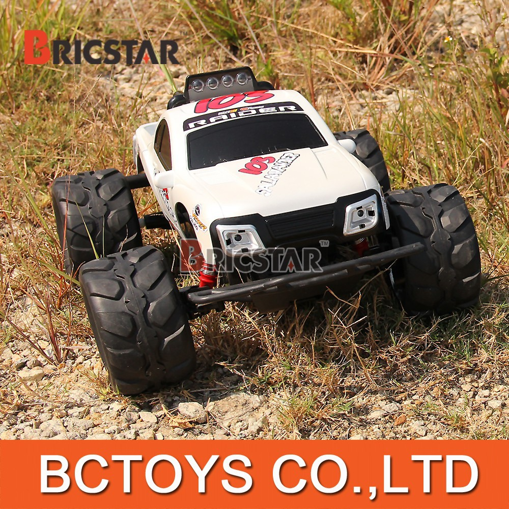 4CH RC plastic shell massive truck hy model rc car rc toy model toy with lights