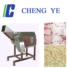 DRD350 Frozen Meat Dicer, Hot selling frozen meat/beef/pork/ lamb cutting machine for cubes slices and strips