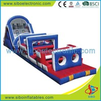 GMIF5411 constant air inflatable combo on theme park festival inflatable slide