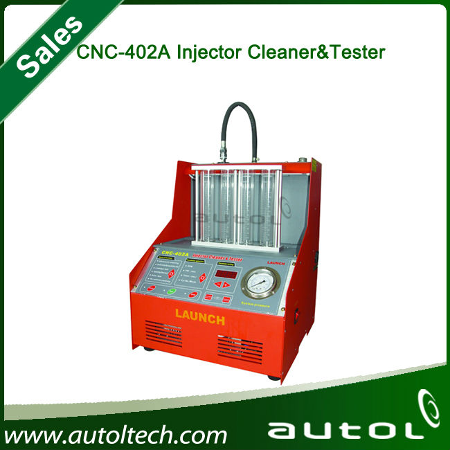 Original LAUNCH CNC-402A Injector Cleaner& Tester for garage