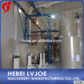 Plaster powder production line