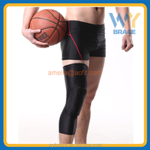 High quality elastic lycra knee support with honeycomb as seen on TV