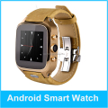 Top quality simple style price of android waterproof 3g wifi smart watch