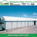 New design good reputation china pvc warehouse tent storage