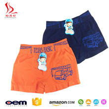 China Manufacture Hot Selling Seamless Comfortable Cartoon Sexy Teen Boys Briefs Underwear young boy children thongs underwear