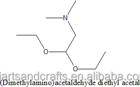Zjartschem hot supply (Dimethylamino)acetaldehyde diethyl acetal;CAS#3616-56-6;98%;ZCF07328;200KG/Drum