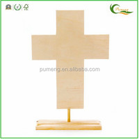 Free stand wood cross patterns for Jensus