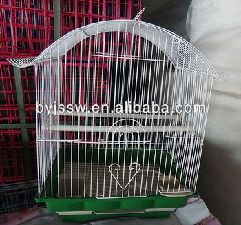 Wholesale Colorful Bird Cage From Manufacture
