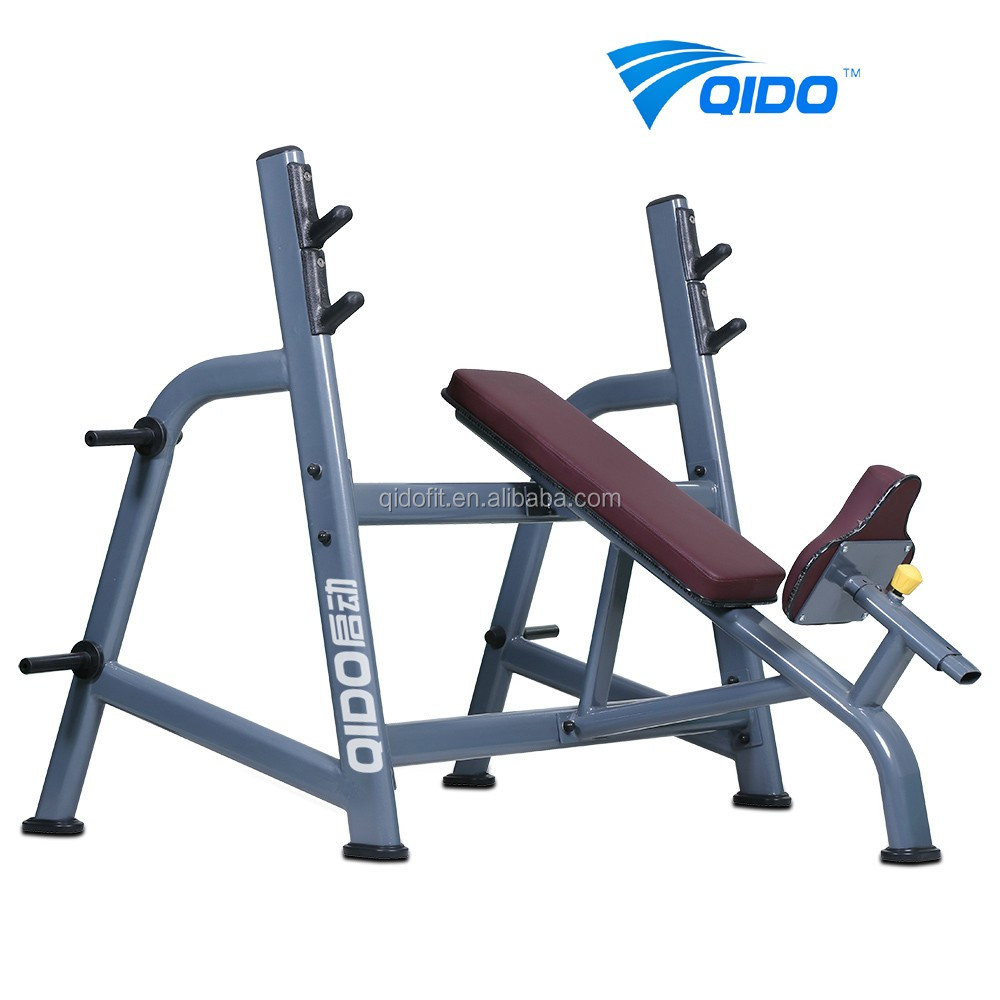 2017 adjustable Work Used Park Lifting Weight Bench Press Gym Fitness Exercise Equipment for sale