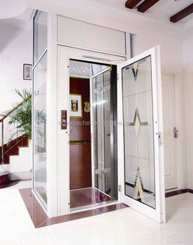 Indoor 2 person small elevator for home buy indoor 2 for Indoor elevator