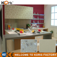 Manufacture Excellent Quality Natural Granite cheap solid surface vanity tops