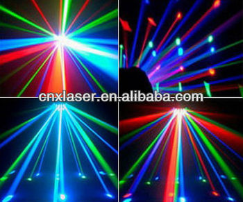 Disco party LED effect light LED Butterfly light CREE LED
