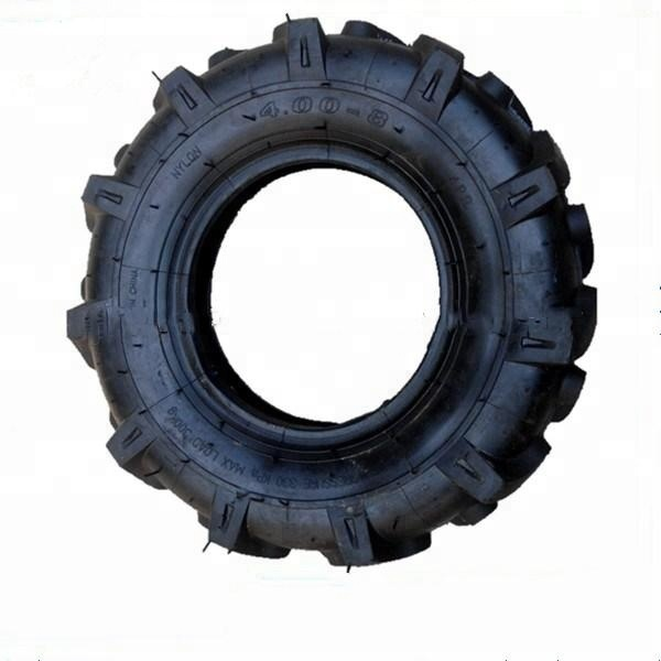 Beat Price for Manufacturer Made Rubber Products 4.00-8 Tire for Mini-tiller