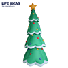 2018 hot sale high quality giant outdoor inflatable xmas tree, christmas tree airblown inflatable yard decoration