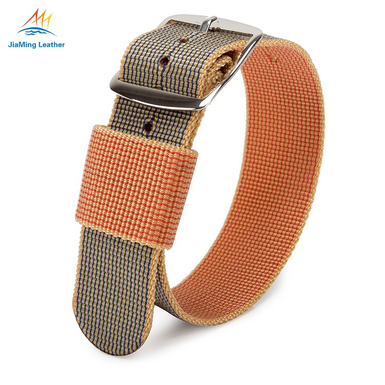 Hotsale Apple Style Nato Strap Nylon Perlon Watch Strap