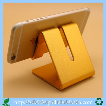 wholesale smartphone accessories aluminum phone stand for tablets