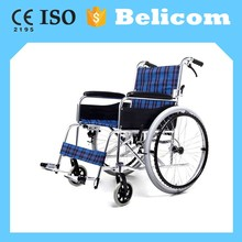 Popular and the newest cheap used manual wheelchair
